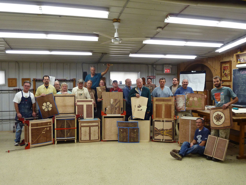 Schürch Woodwork - furniture, veneer, tools, supplies, classes