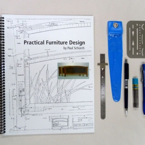 Practical Furniture Design Book by Paul Schurch