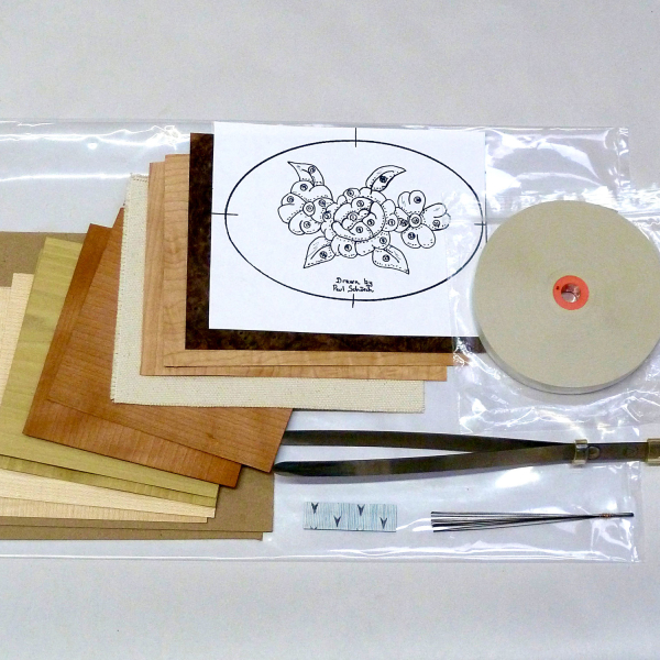 k115 Marquetry 101