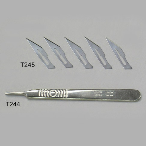 Knifee Handle or Replacement Blades