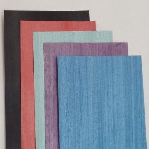 V431, V432, V433, V434, V451 Dyed Straight Grain Veneer