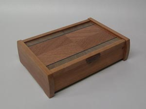 Veneer Jewelry Box Class