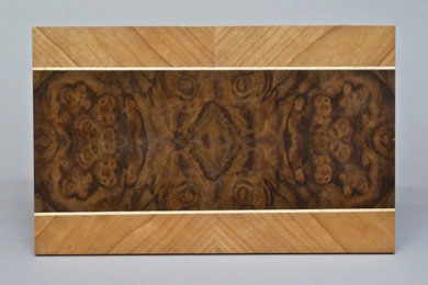 "On-line Hand-skills class called ""Making a Veneer Panel"""